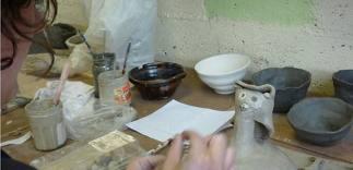 atelier grains d'argile